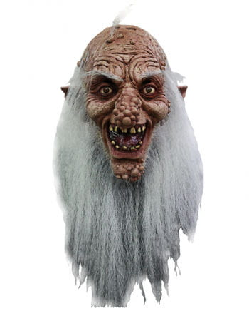 Warts sorcerer mask