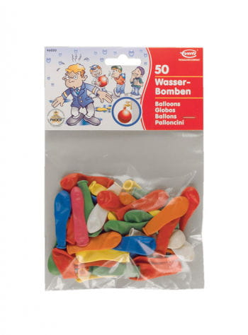 Waterbombs 50 Pcs