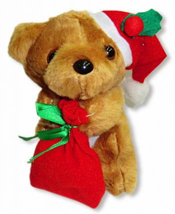 Weihnachtsbär Braun