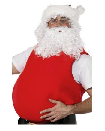 Weihnachtsmann Bauchpolster
