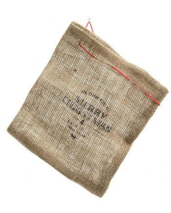 Jute bag Merry Christmas 58 x 90 cm