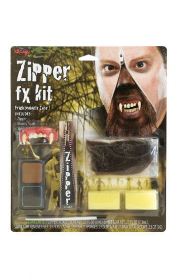Werwolf Zipper FX Kit