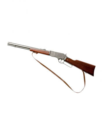 Western Riffle 44 with wooden handle 13-shot
