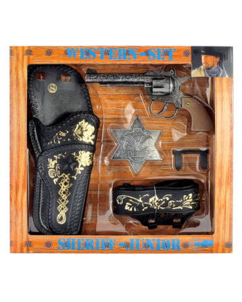 Western Sheriff Set