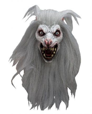 White Moon Werwolf Maske