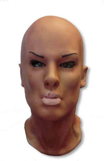 Whitney Frauenmaske