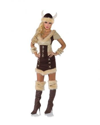 Viking princess costume
