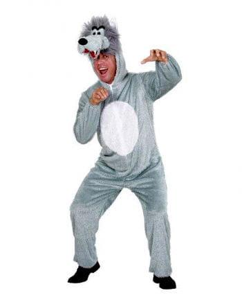 Wolf Plush Costume XL