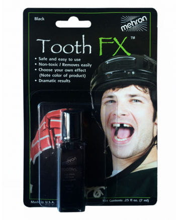 Tooth Enamel Black about 7 ml