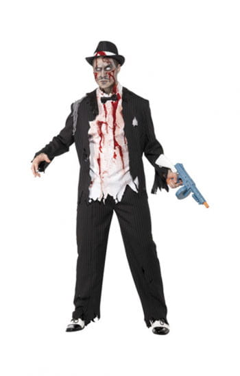 Zombie Mafiosi Costume