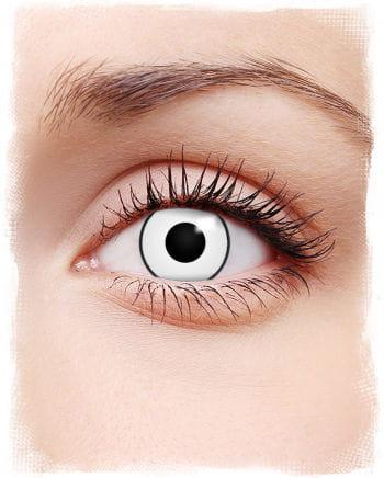 Weiße Manson Kontaktlinsen