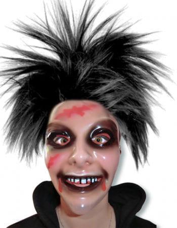 transparente Zombie Maske