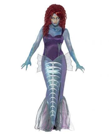 Zombie Meerjungfrau Kostüm