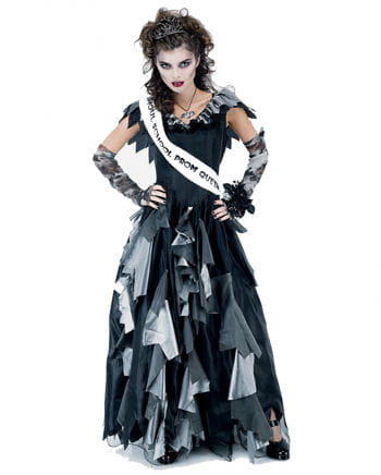 Zombie Prom Queen Costume. M