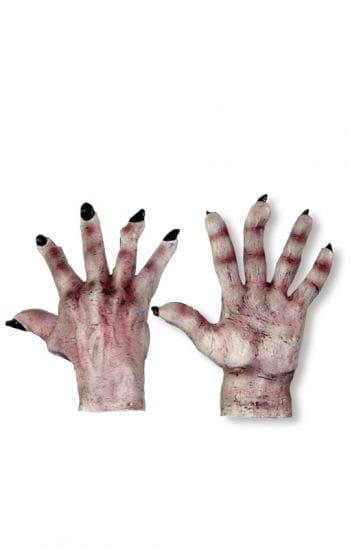 Demon Hands Hell