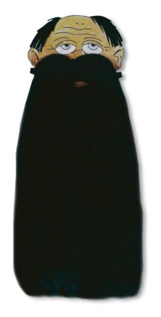 Dwarf Beard Black