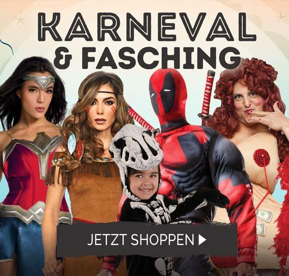 Faschings & Karneval Kostüme