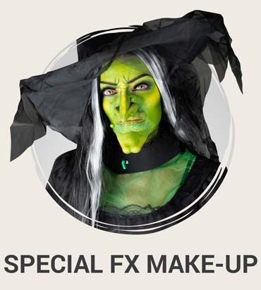 Special FX Make-Up