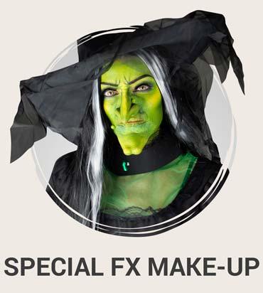 Special FX Make-Up