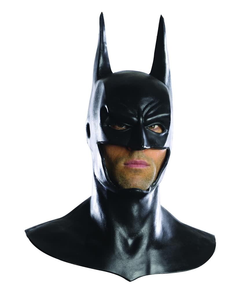 batman maske dlx cooler batman arkham fanartikel horror. Black Bedroom Furniture Sets. Home Design Ideas