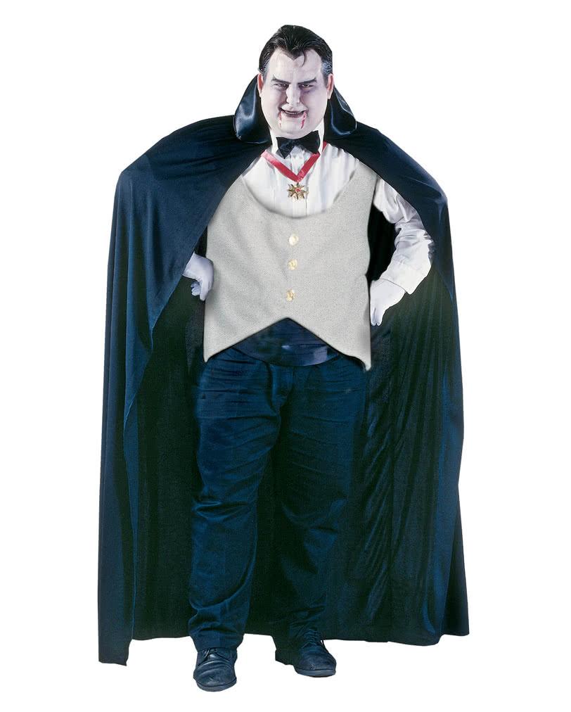 vampir kost m xl dracula kost m in bergr e plus size. Black Bedroom Furniture Sets. Home Design Ideas