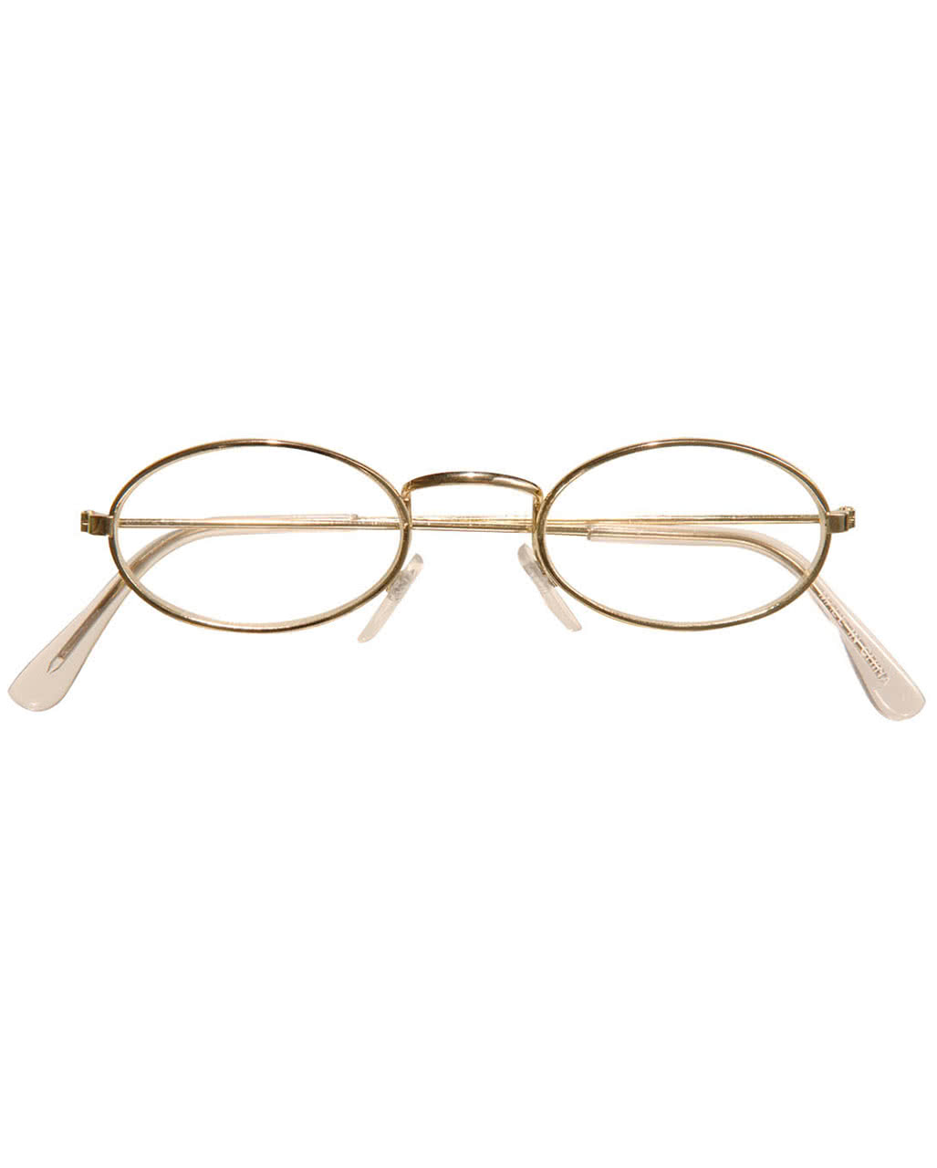brille mit ovalen gl sern brillen kost maccessoire. Black Bedroom Furniture Sets. Home Design Ideas