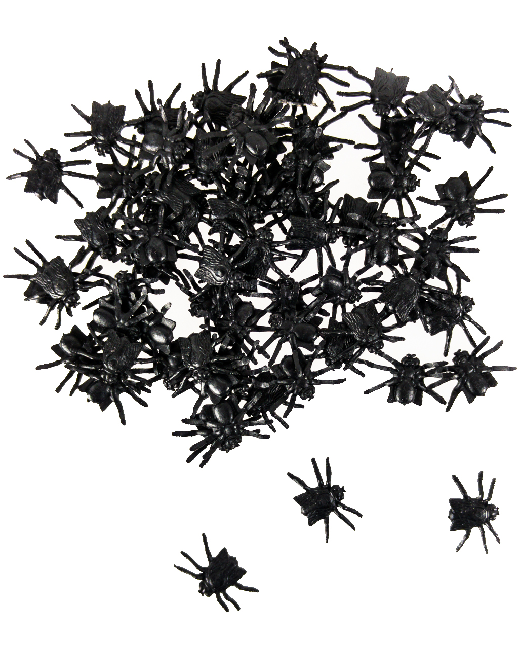 flying small black 70 st plastic fly as halloween decoration horror. Black Bedroom Furniture Sets. Home Design Ideas