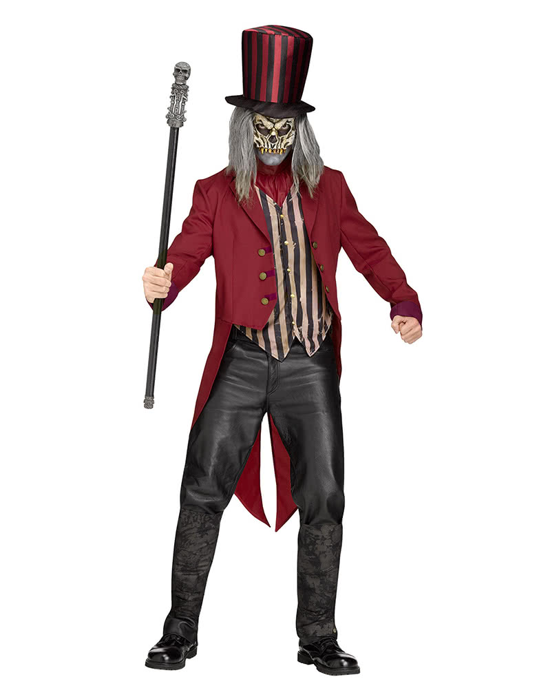 freakshow ringmaster costume as a circus costume horror. Black Bedroom Furniture Sets. Home Design Ideas