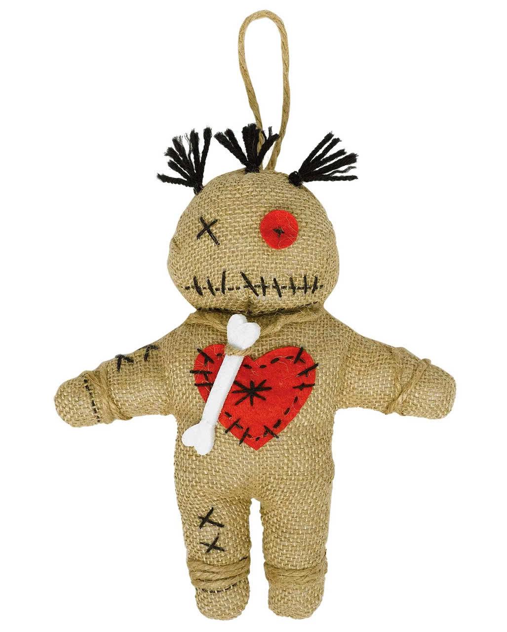 halloween voodoo puppe als deko geschenk horror. Black Bedroom Furniture Sets. Home Design Ideas