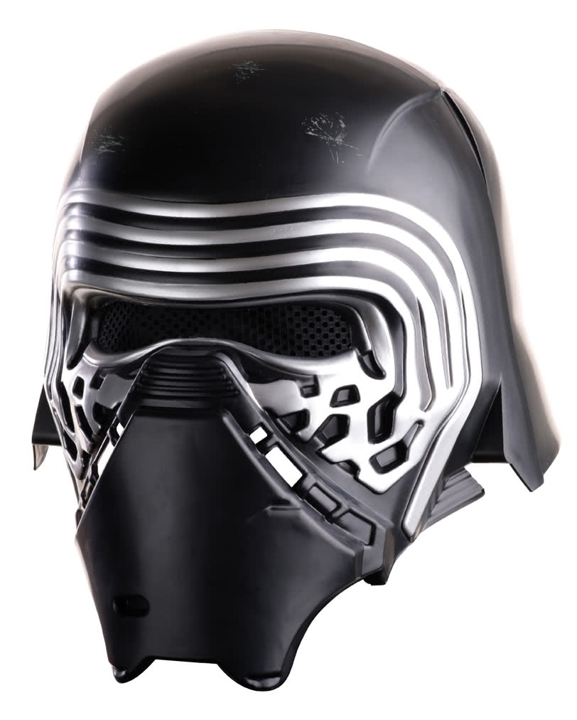 kylo ren helm star wars vii helm f r erwachsene horror. Black Bedroom Furniture Sets. Home Design Ideas