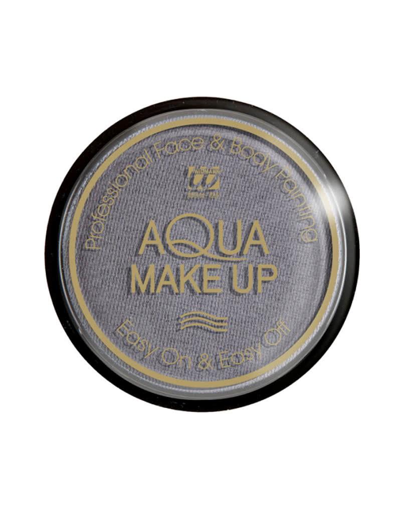 aqua make up grey grey water soluble makeup horror. Black Bedroom Furniture Sets. Home Design Ideas
