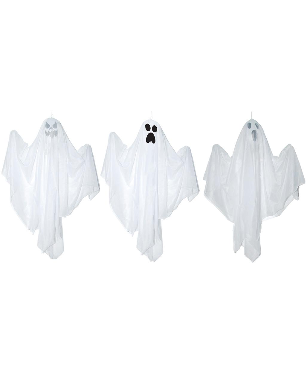 Kleiner fetzen geist als halloween deko horror for Kleiner liegestuhl deko