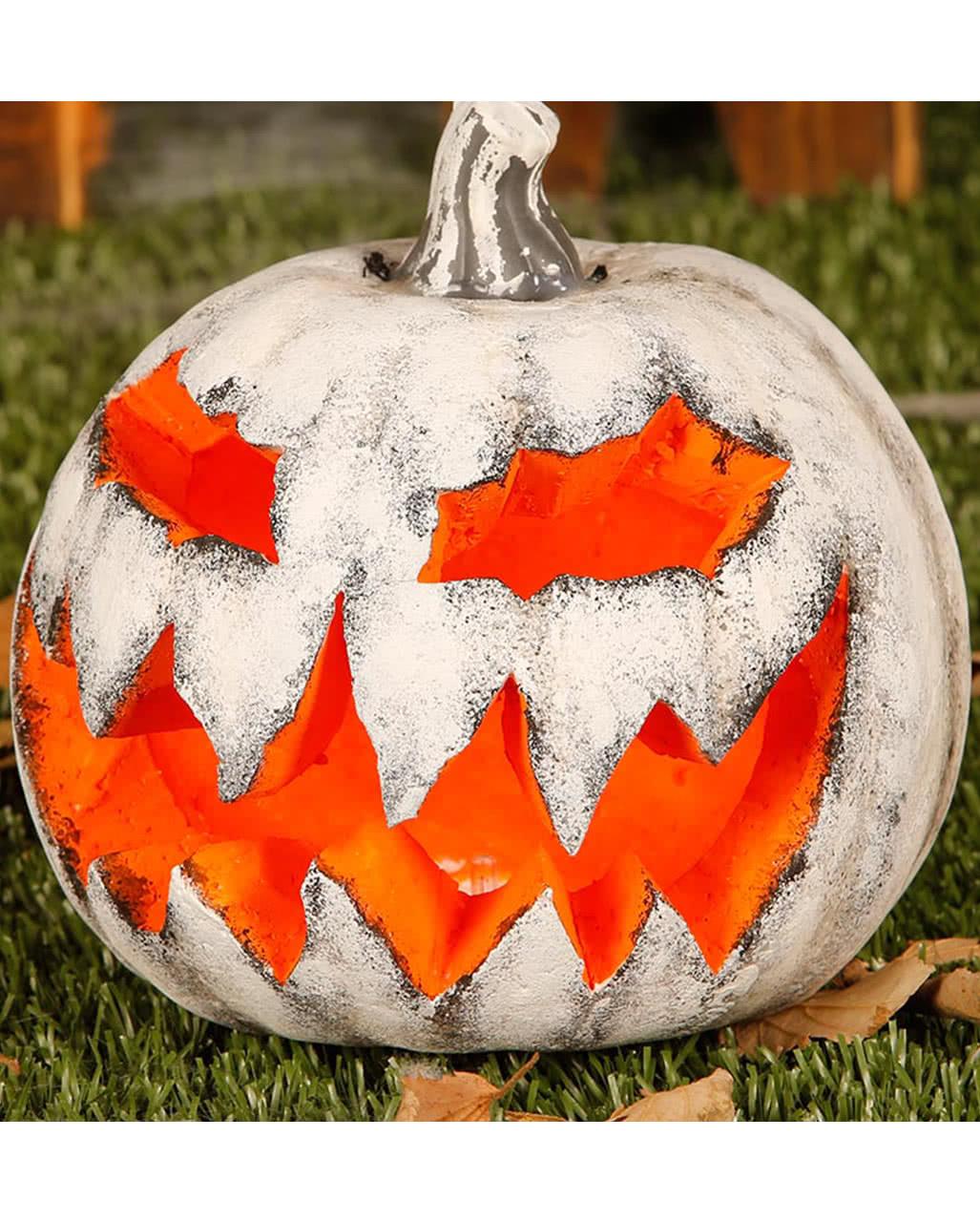 leuchtender halloween deko k rbis jack 39 o 39 lantern horror. Black Bedroom Furniture Sets. Home Design Ideas