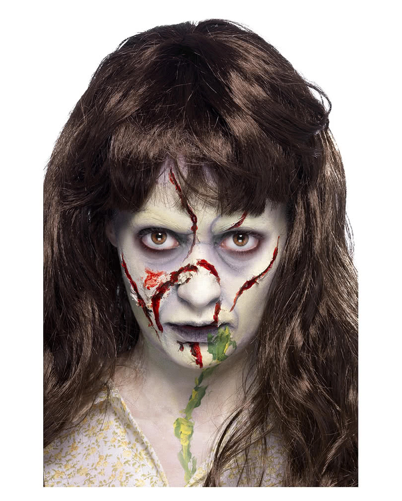 horror zombie make up set 12 teiliges zombie make up set. Black Bedroom Furniture Sets. Home Design Ideas
