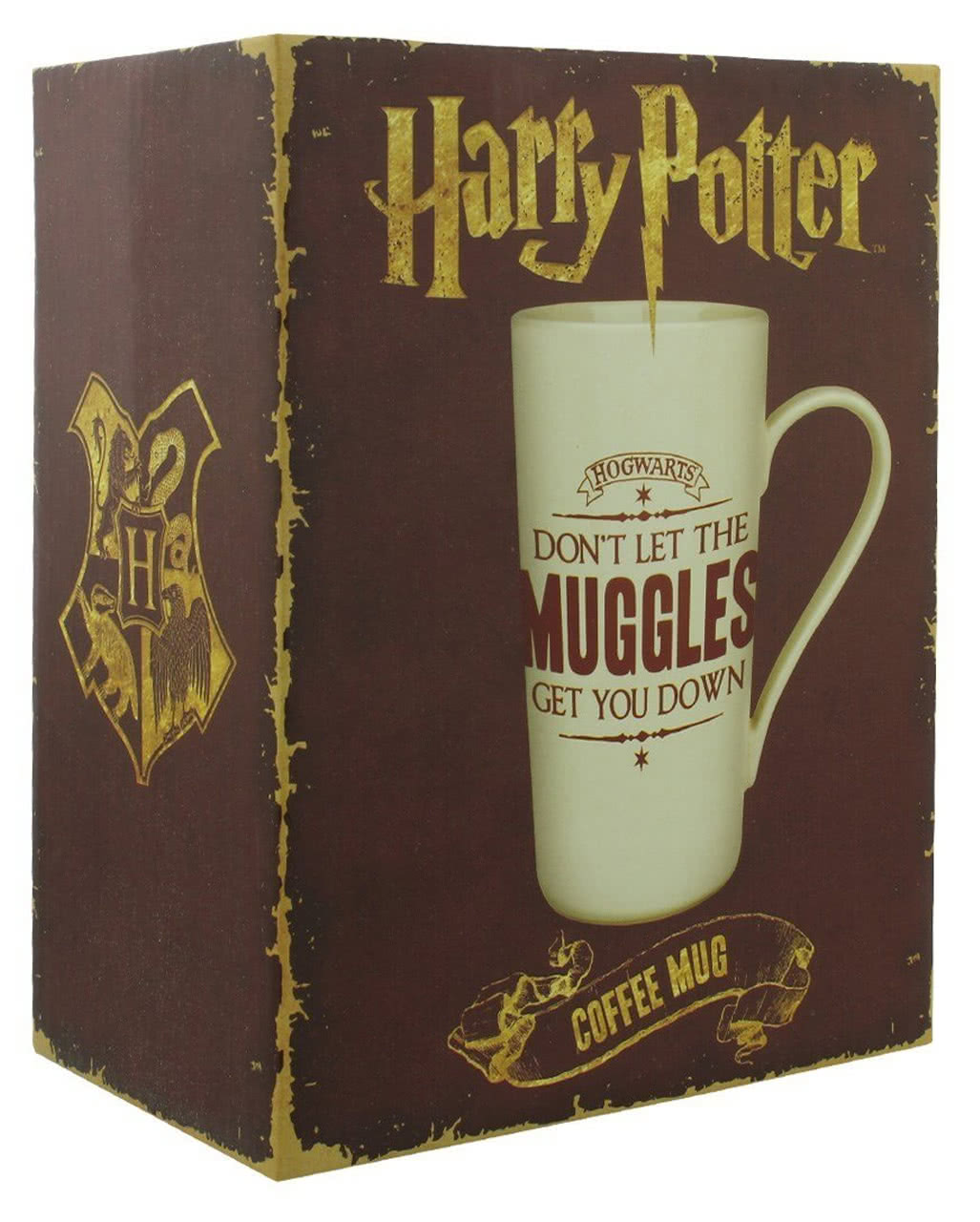 harry potter tasse diy