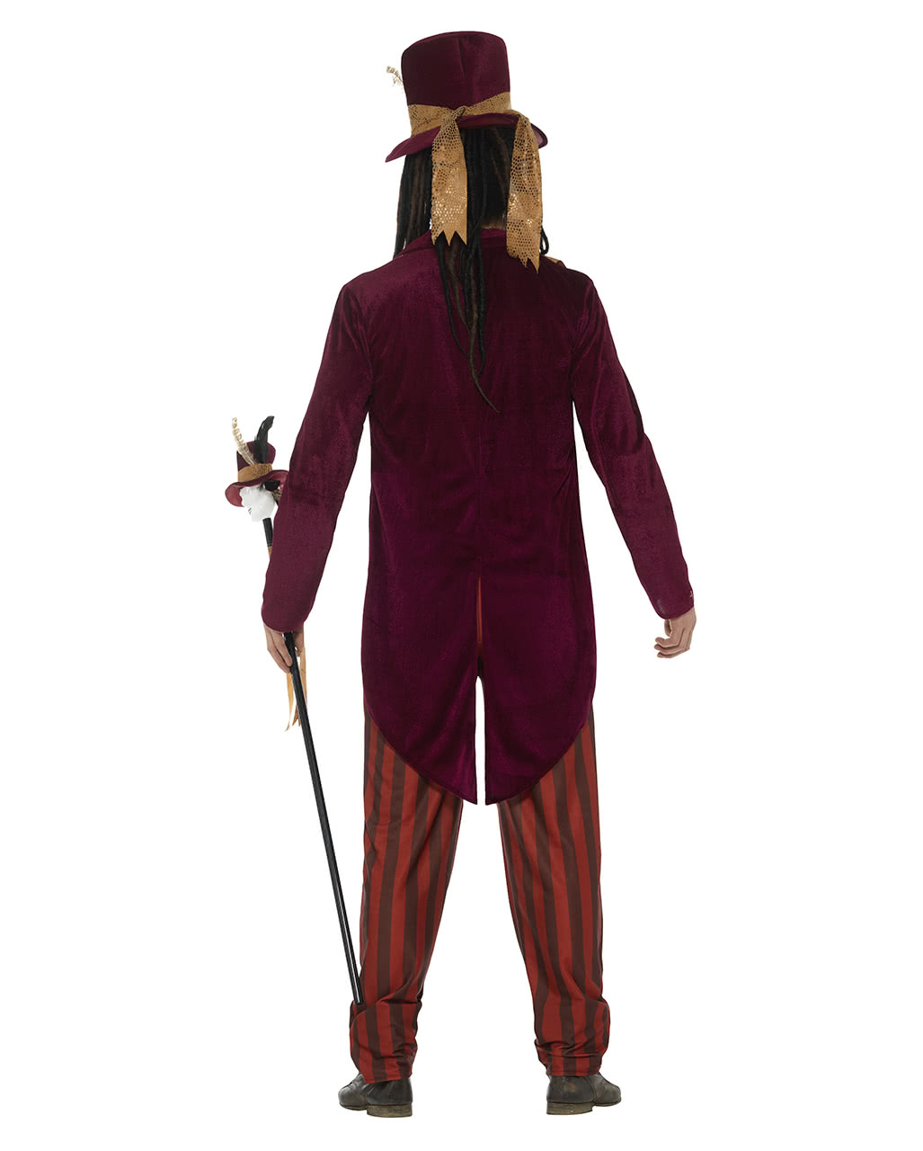 Voodoo Witch Doctor Costume Deluxe | for Halloween ...