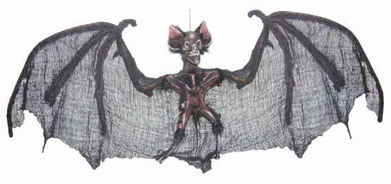Hanging Bat verottende   Buy cheap Halloween Decoration   - Karneval ...