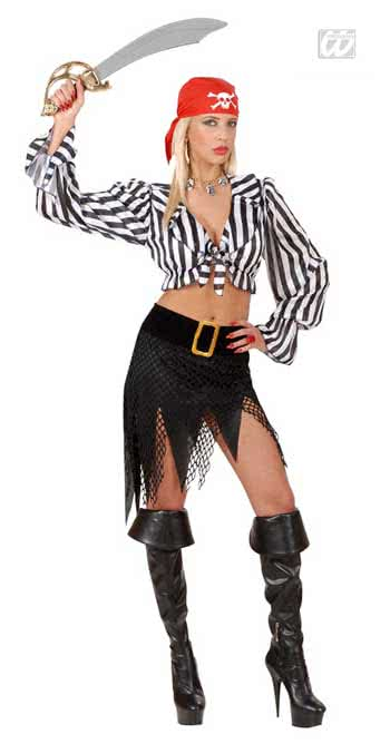 Kesse Piratenbraut Kostum S Fur Karneval Karneval Universe