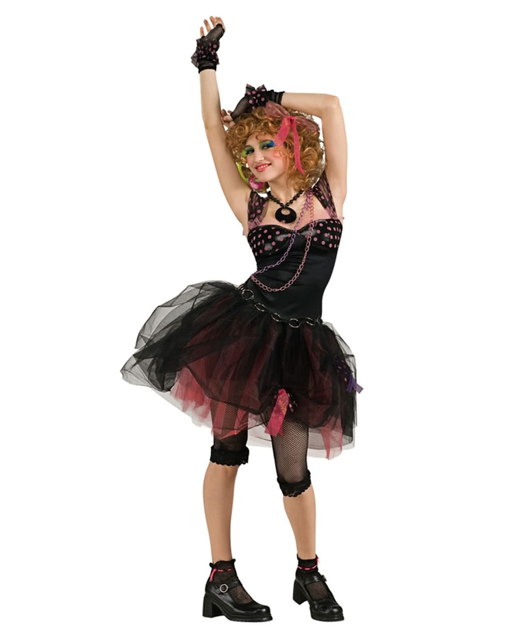 Teen Kostum 80er Diva Als Faschingskostum Karneval Universe