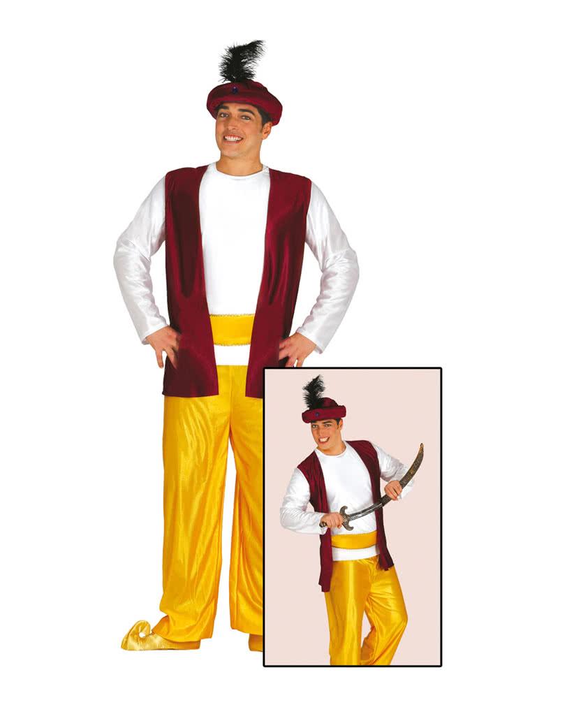 Orientalisches Aladin Kostum Fur Fasching Karneval Universe