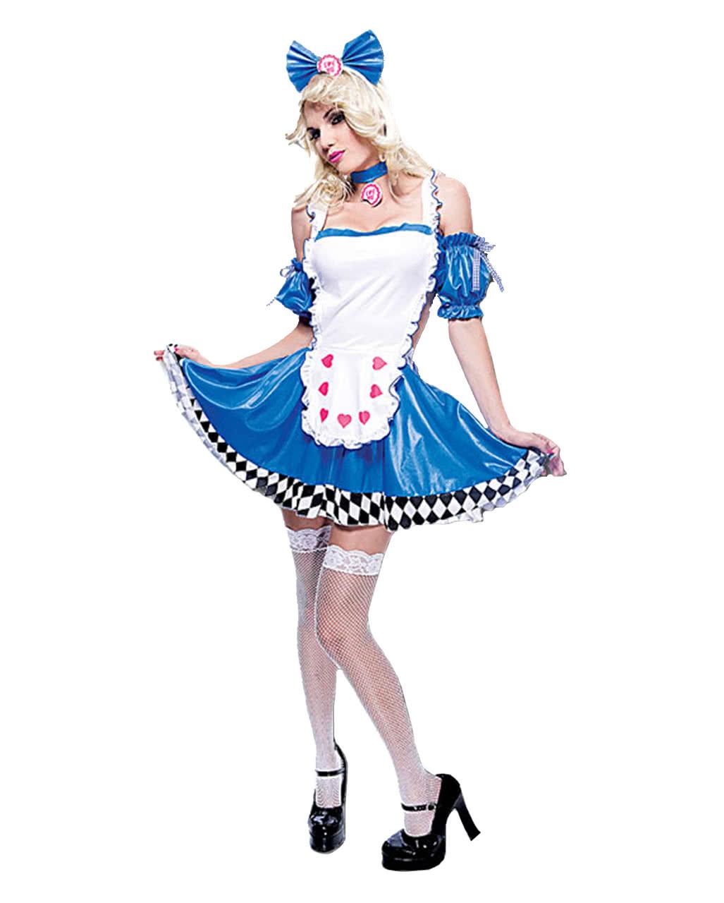 Alice Im Wunderland Kostum Marchen Kostum Karneval Universe