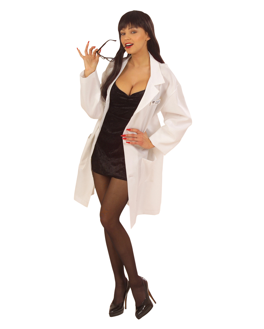 Arzt Labor Kittel Unisex M Doktor Kostum Karneval Universe