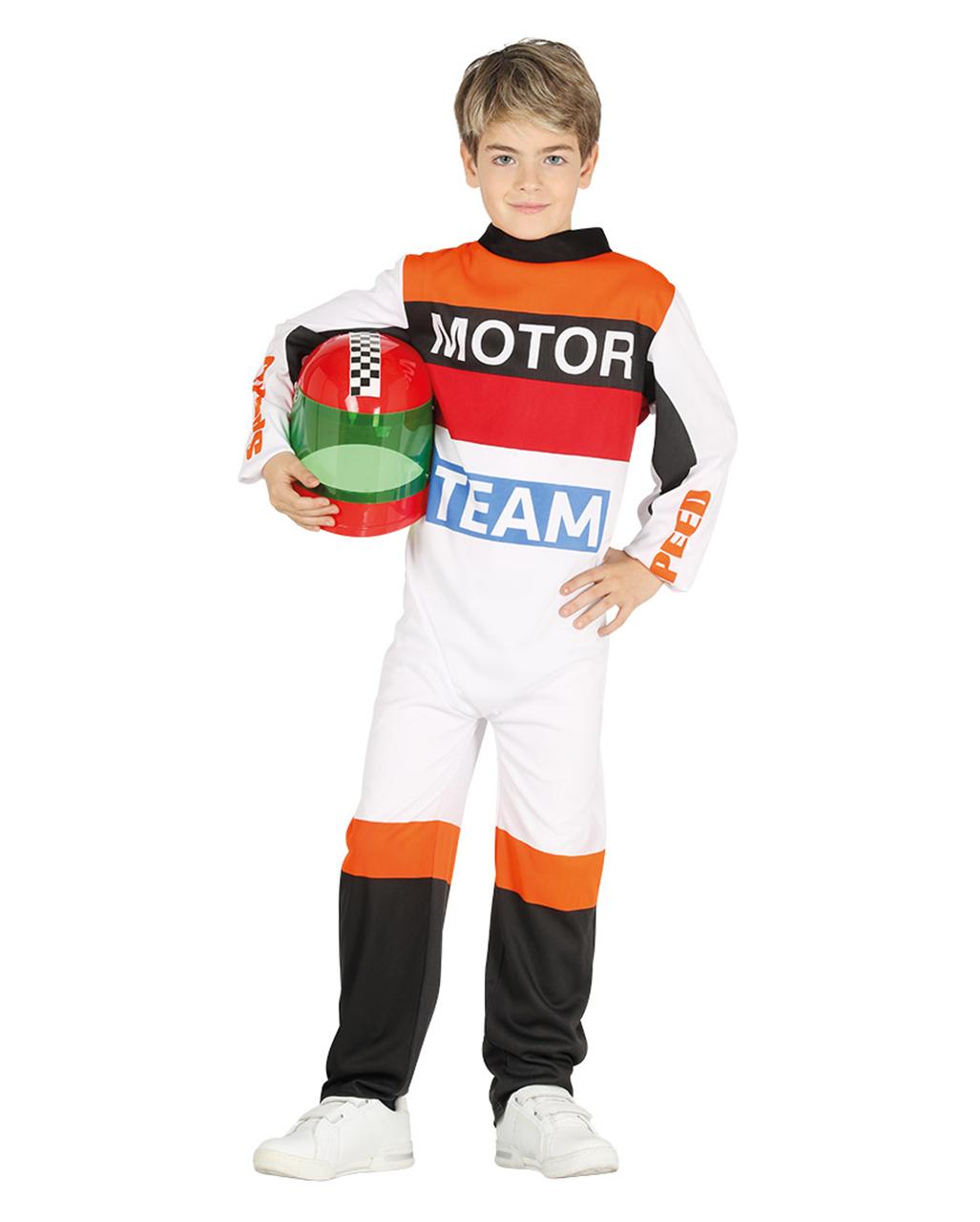 Rennfahrer Kostum Fur Kinder Gunstig Kaufen Karneval Universe