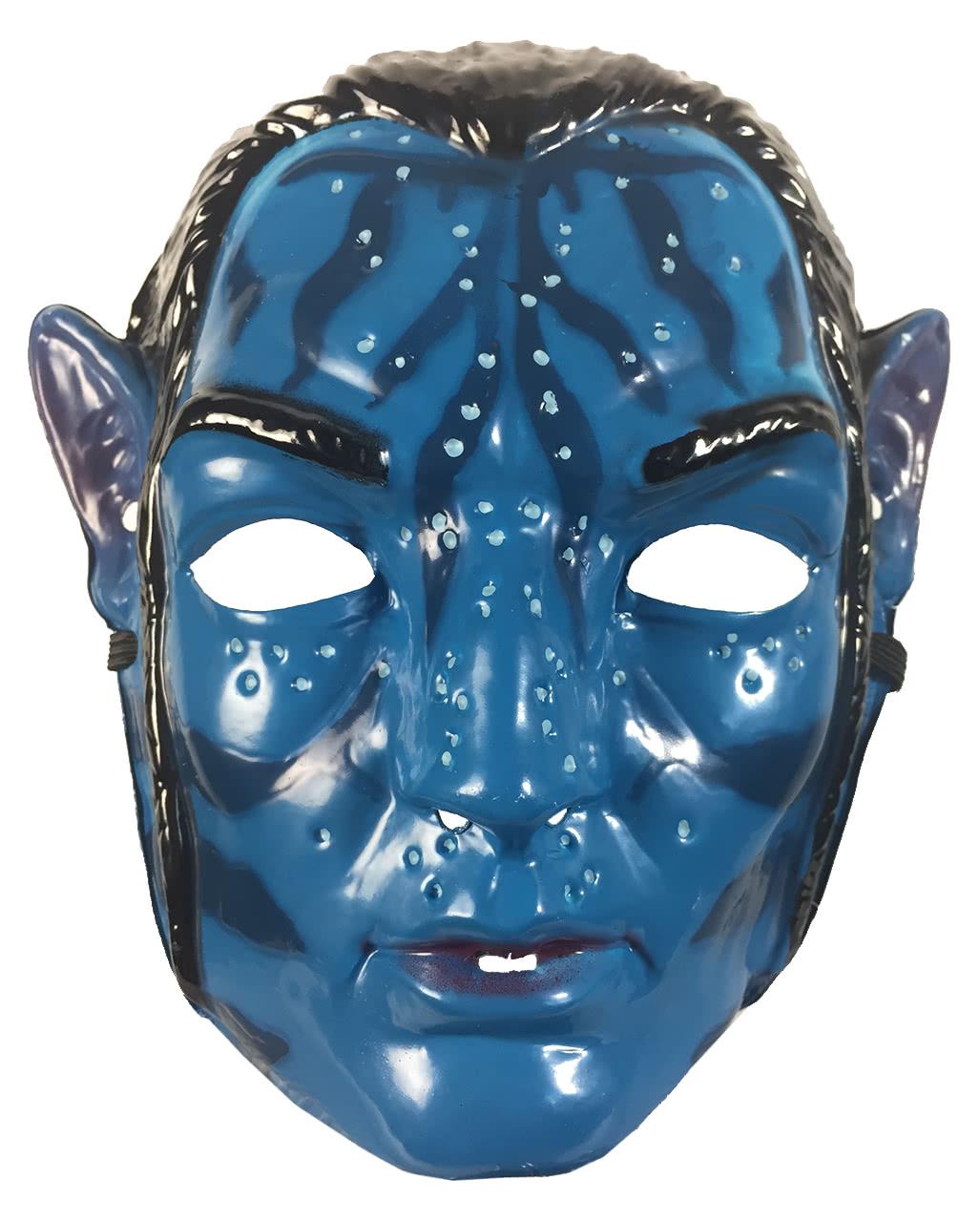 Kindermaske Avatar Jack Sully Navi Maske Karneval Universe