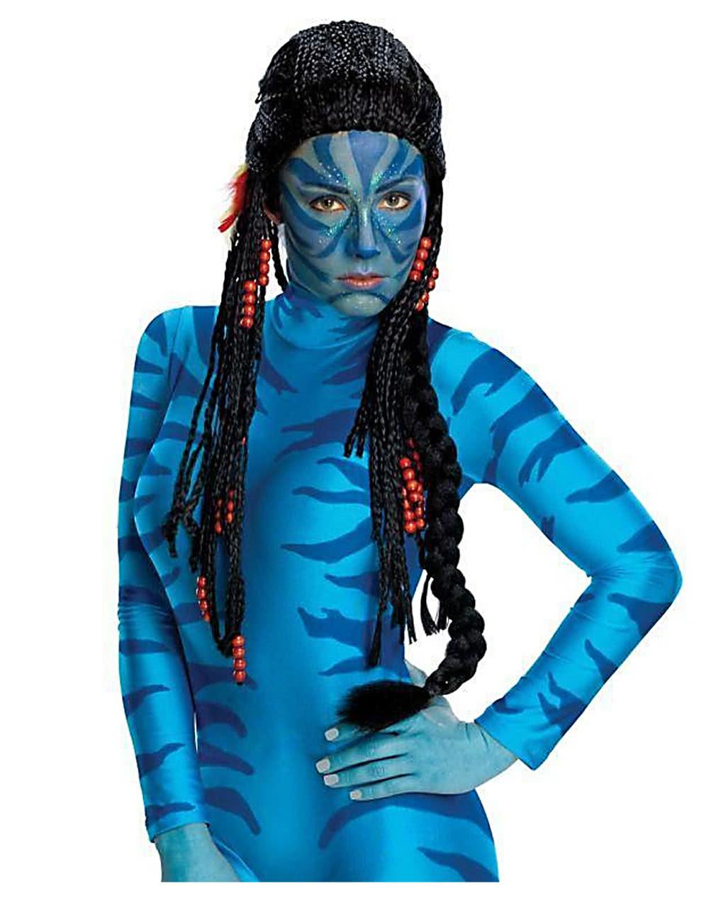 Avatar Neytiri Perucke Fur Cosplay Events Karneval Universe