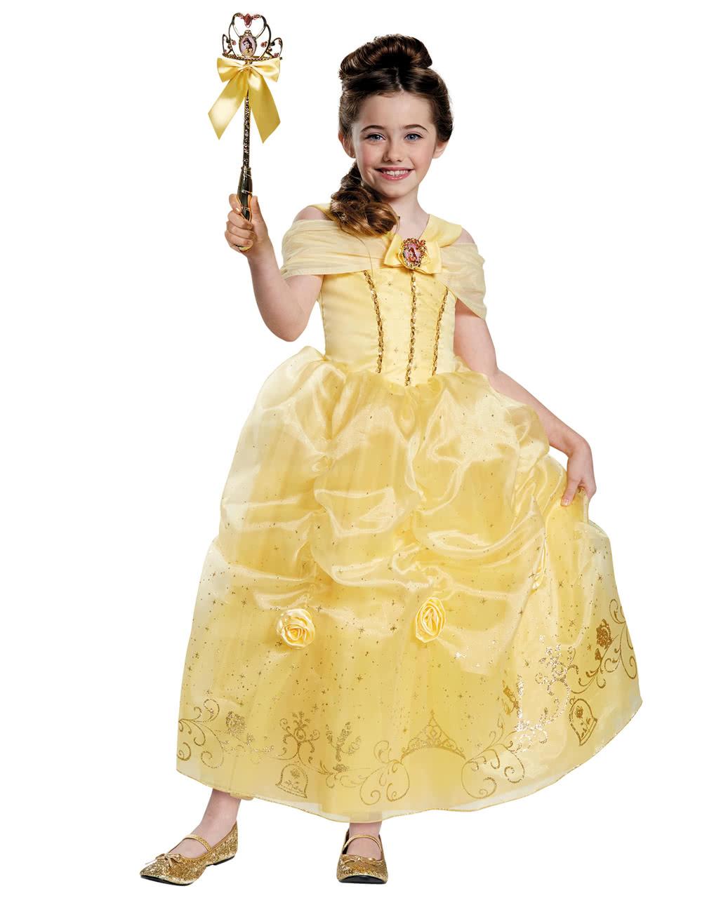 Disney Premium Kostum Belle Fur Kinder Karneval Universe