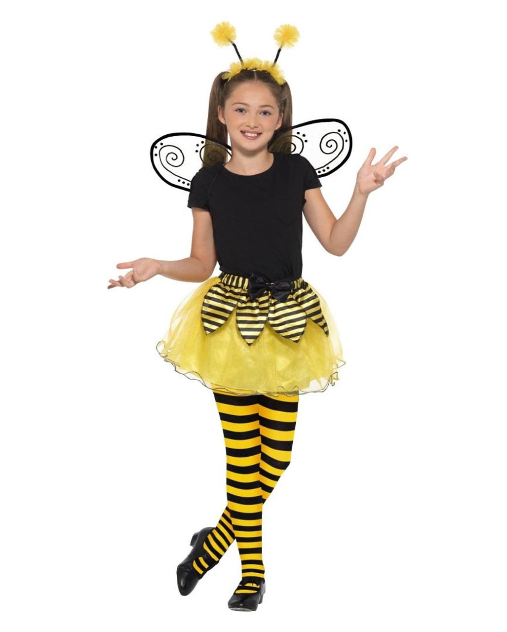 Bienen Kostumzubehor Set Fur Kinder Fur Fasching Karneval Universe