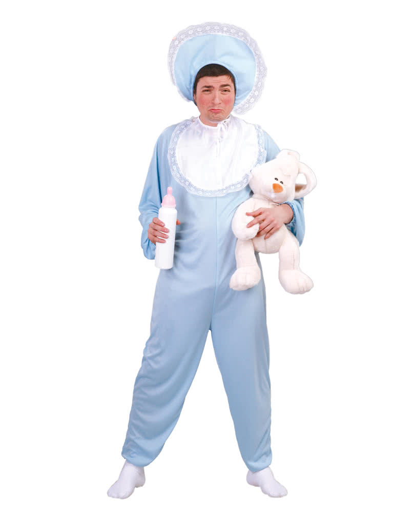 Blaues Babykostüm für Herren für Fasching & Kostümpartys | Karneval ...