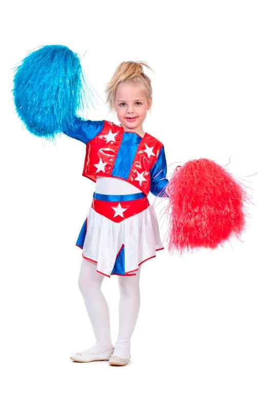 Cheerleader Girl Kostum Usa Cheerleader Kleid Karneval Universe
