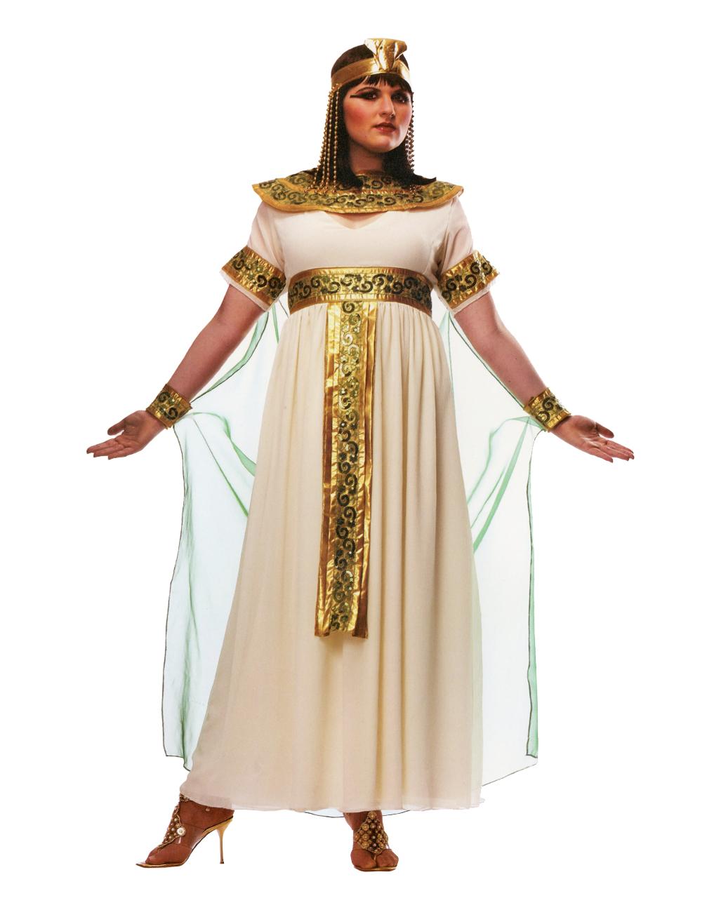 Plus Size Kostum Kleopatra In Ubergrossen Karneval Universe